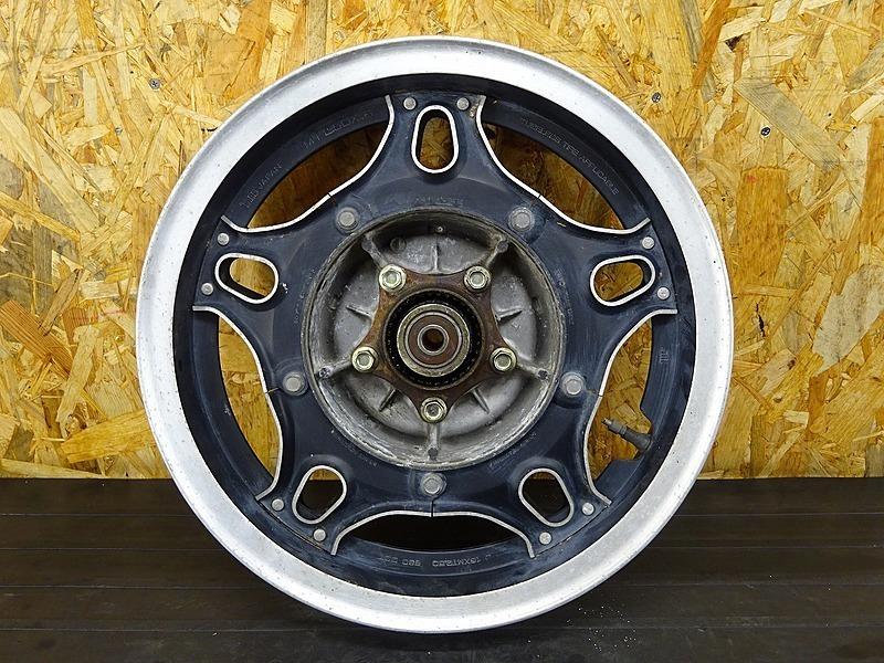 【200214】GL500カスタム(GL500-1005)■ リアホイール 16×2.50 裏コムスター 【検:GL400 ウイング CX500 | 中古バイクパーツ通販・買取 ジャンクヤード鳥取 JunkYard