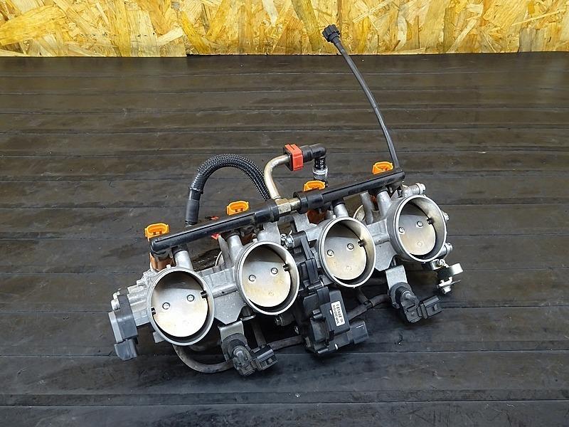 【200406】ZX-6R('13 ABS)■ スロットルボディ インジェクター インジェクション 【ニンジャ Ninja ZX636F | 中古バイクパーツ通販・買取 ジャンクヤード鳥取 JunkYard