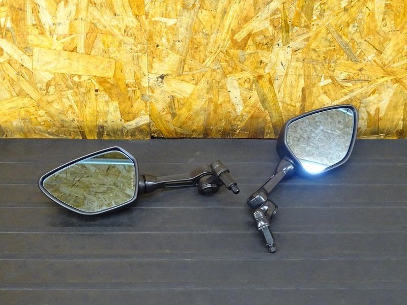【201023】GSX-S1000(GT79A)■ 社外ミラー左右セット NAPOLEON ナポレオン 10㎜ ブルーレンズ ※検:S1000F S1000S カタナ | 中古バイクパーツ通販・買取 ジャンクヤード鳥取 JunkYard