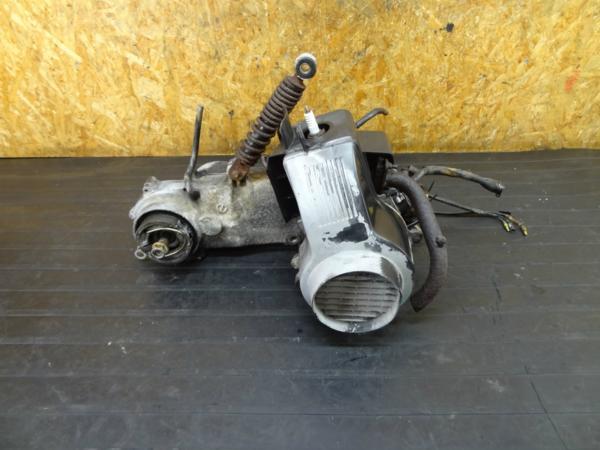 【161020】ズーク(AF26)◆エンジン キック リアサス 【ZOOK | 中古バイクパーツ通販・買取 ジャンクヤード鳥取 JunkYard