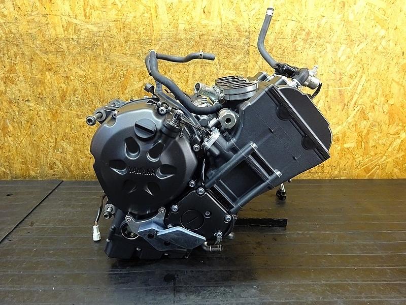 【181003.Y】FZ-1フェザー'07(RN17)☆ エンジン ミッション クランク ギア 始動OK! 部品取りに? 難有 【FAZER   中古バイクパーツ通販・買取 ジャンクヤード鳥取 JunkYard