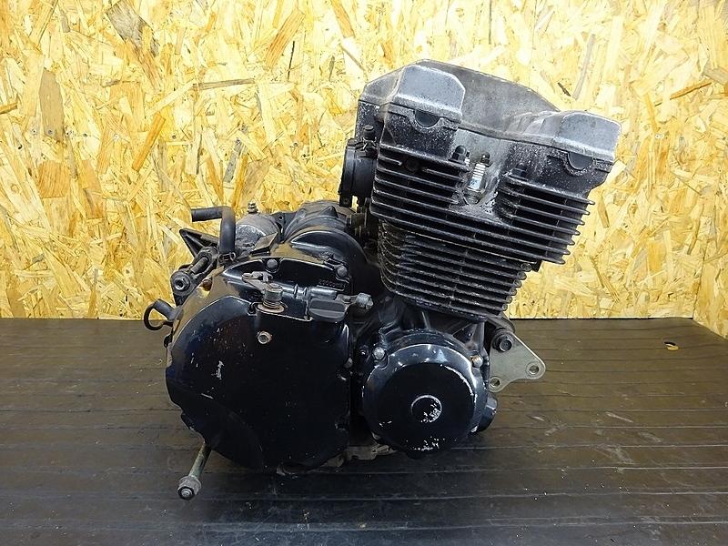 【190716.Y】XJR400(4HM-089)● エンジン クランク ミッション ギア クラッチ ベースに!! 難有 【XJR400R | 中古バイクパーツ通販・買取 ジャンクヤード鳥取 JunkYard