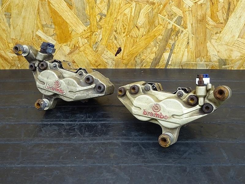 【190908.Y】XJR1300R(RP01J-002)★ フロントブレーキキャリパー 左右セット ブレーキキャリパー ブレンボ brembo | 中古バイクパーツ通販・買取 ジャンクヤード鳥取 JunkYard