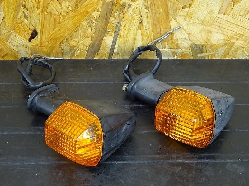 【190930.K】NINJA ZX-9R(ZX900C-016)★ ウインカー左右セット リアウインカー ウィンカー ユメタマ | 中古バイクパーツ通販・買取 ジャンクヤード鳥取 JunkYard