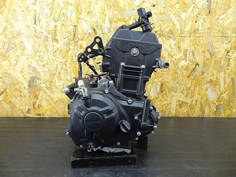 【191113.Y】YZF-R25A(RG43J-006)★ 始動確認中古エンジン 176㎞外し セルモーター 現行 【検:YZF-R3 | 中古バイクパーツ通販・買取 ジャンクヤード鳥取 JunkYard