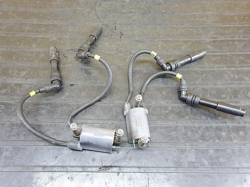 【200512】ZRX-Ⅱ(ZR400E-325)◇ イグニッションコイル プラグコード プラグキャップ 【ZRX400 後期 | 中古バイクパーツ通販・買取 ジャンクヤード鳥取 JunkYard