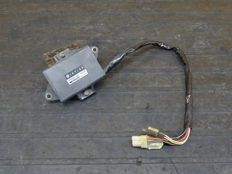 【200722】TZR250(1KT-033)■ CDI イグナイター | 中古バイクパーツ通販・買取 ジャンクヤード鳥取 JunkYard