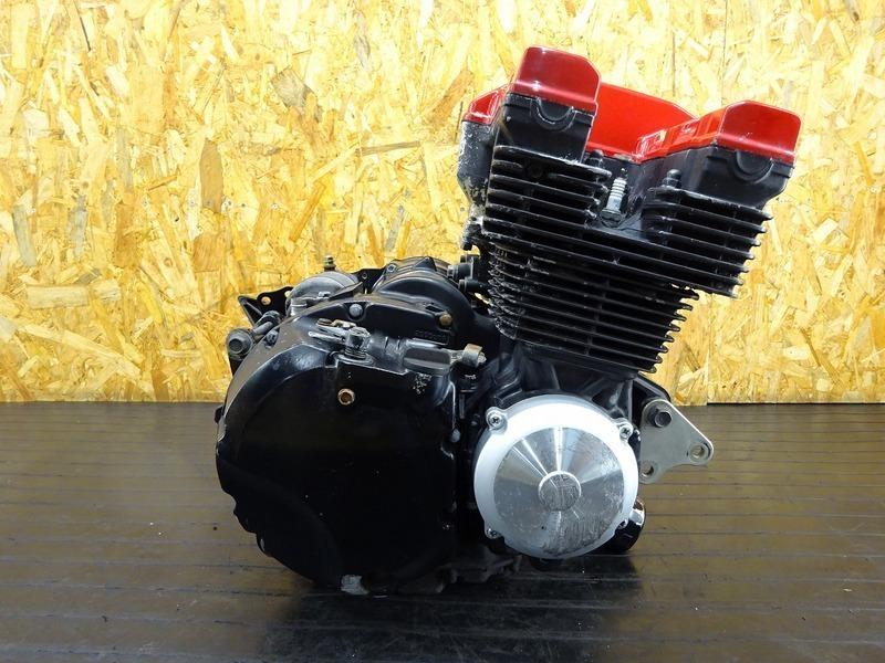 【201221】XJR400R(4HM-106)◇ 中古エンジン 始動確認OK!! ジェネレーター セルモーター | 中古バイクパーツ通販・買取 ジャンクヤード鳥取 JunkYard