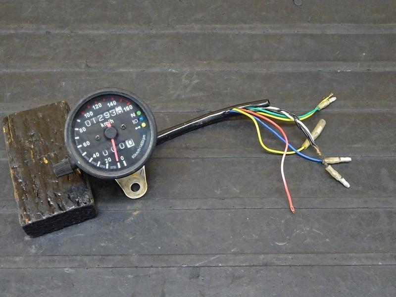 【000A】FTR223(MC34-1002)■ 社外スピードメーター インジケーターランプ 1293㎞   中古バイクパーツ通販・買取 ジャンクヤード鳥取 JunkYard