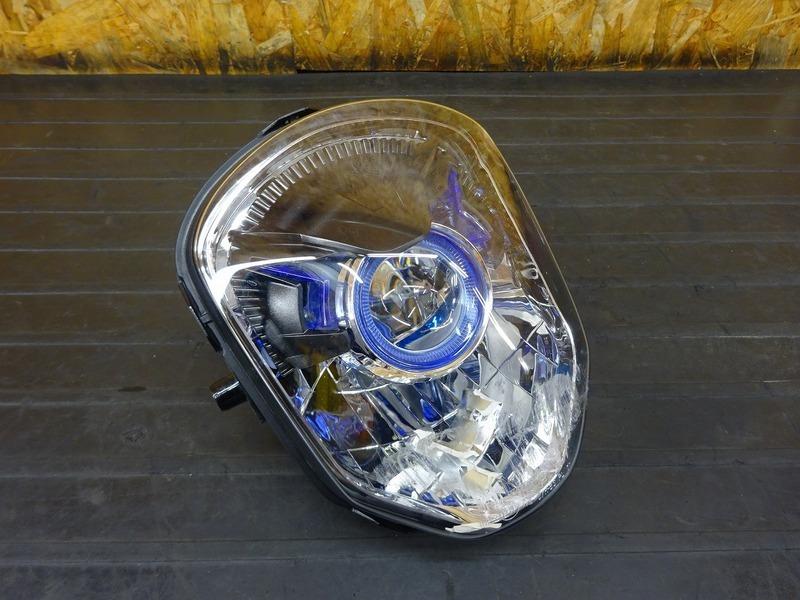 【210409】GROM(JC61-1102)■ ヘッドライト ヘッドライトユニット ジャンク!! 部品取りに!? 【グロム 前期 MSX125 JC75 | 中古バイクパーツ通販・買取 ジャンクヤード鳥取 JunkYard