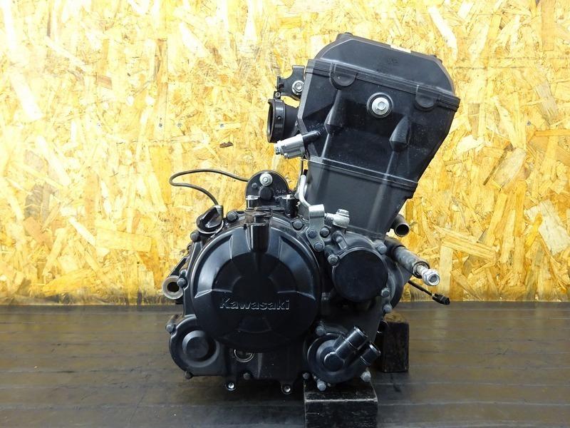 【210818】Ninja250SL(BX250A-A16)■ 中古エンジン 始動確認後取り外し!! ジェネレーター セルモーター ※検:Z250SL 【NINJA ニンジャ | 中古バイクパーツ通販・買取 ジャンクヤード鳥取 JunkYard