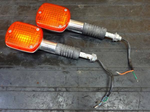 【160614】レブル250(MC13)◎ウインカー ウィンカー フロント | 中古バイクパーツ通販・買取 ジャンクヤード鳥取 JunkYard