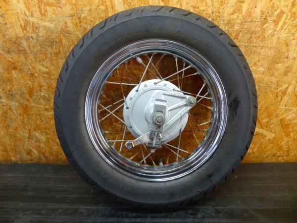 【160614】レブル250(MC13)◎リアホイール アクスルシャフト | 中古バイクパーツ通販・買取 ジャンクヤード鳥取 JunkYard