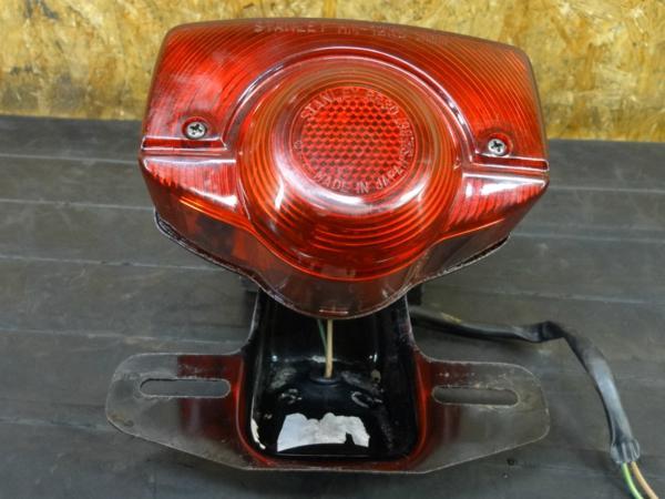 【170526】CD50(CD50-1502)◇テールランプ ライト レンズ 【6V | 中古バイクパーツ通販・買取 ジャンクヤード鳥取 JunkYard