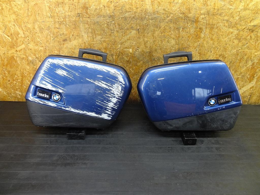 【171024.F】BMW R1100RT☆パニアケース 左右 ジャンク 【サイドバック ツーリング ボックス | 中古バイクパーツ通販・買取 ジャンクヤード鳥取 JunkYard