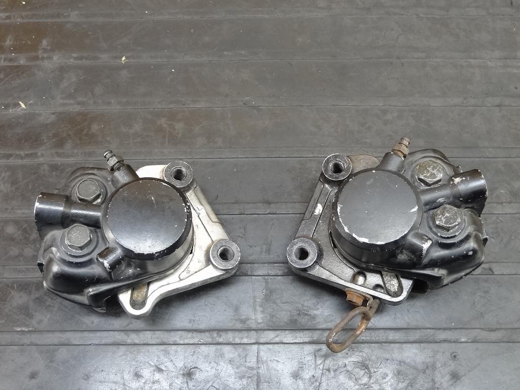 【180313.K】Z1300(KZT30A-006)★フロントブレーキキャリパー左右 | 中古バイクパーツ通販・買取 ジャンクヤード鳥取 JunkYard