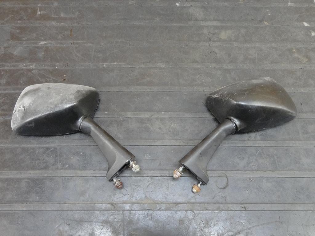【180509.Y】FZR250(2KR-142)★アッパーカウルミラー左右 | 中古バイクパーツ通販・買取 ジャンクヤード鳥取 JunkYard