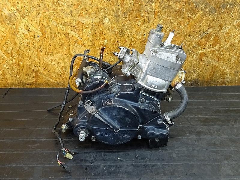 【180613.H】CRM80(HD11-1000)● エンジン クランク ミッション 部品取りに? ベースに? ジャンク 【CRM50 AD10】 | 中古バイクパーツ通販・買取 ジャンクヤード鳥取 JunkYard