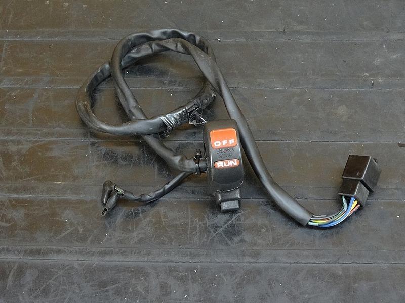 【181005.H】RVF400 (NC35-1100)☆ ハンドルスイッチ右 スイッチボックス | 中古バイクパーツ通販・買取 ジャンクヤード鳥取 JunkYard