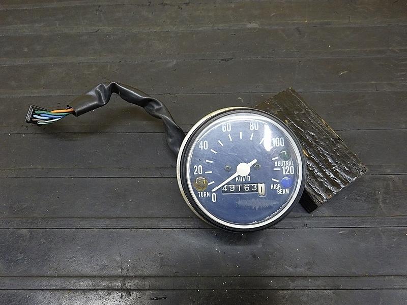 【190313.H】XL230(MC36-1001)● スピードメーター インジケーター 難有 | 中古バイクパーツ通販・買取 ジャンクヤード鳥取 JunkYard