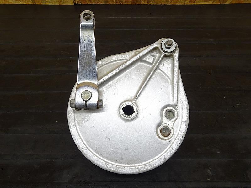 【200214】GL500カスタム(GL500-1005)■ ブレーキドラム ドラムブレーキ ドラムパネル 【検:GL400 ウイング CX500 | 中古バイクパーツ通販・買取 ジャンクヤード鳥取 JunkYard