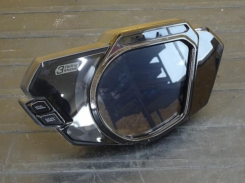 【200220】CBR250RR(MC51-1201)■ スピードメーター タコメーター インジケーターランプ 17389㎞ 【ABS付 | 中古バイクパーツ通販・買取 ジャンクヤード鳥取 JunkYard