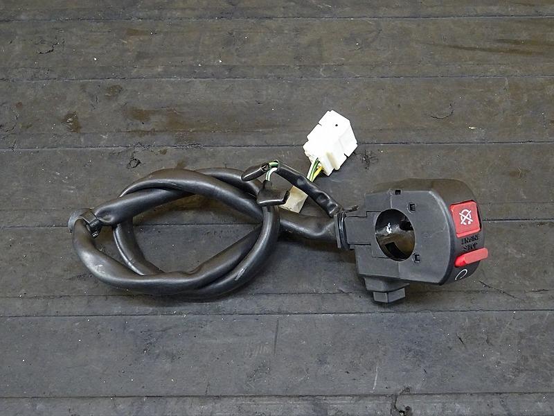 【200430】CBR1000RR SP '14 ABS(SC59-1600)■ ハンドルスイッチ右 スイッチボックス 【後期 | 中古バイクパーツ通販・買取 ジャンクヤード鳥取 JunkYard