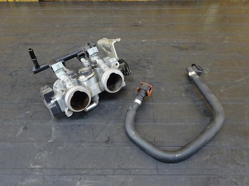 【200907】YZF-R25 ABS(RG10J-007)■ スロットルボディ インジェクター ※検:MT-25 YZF-R3 | 中古バイクパーツ通販・買取 ジャンクヤード鳥取 JunkYard