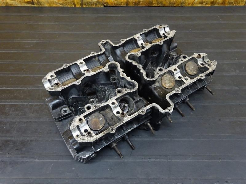 【201127】■ZX400AE シリンダーヘッド GPZ400?? GPZ400F?? ゼファー400?? ※エンジンパーツ | 中古バイクパーツ通販・買取 ジャンクヤード鳥取 JunkYard