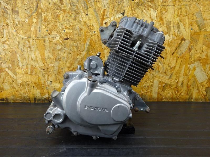 【201226】FTR223(MC34-1002)■ 中古エンジン 始動確認後取り外し!! ジェネレーター セルモーター エンジンハンガー | 中古バイクパーツ通販・買取 ジャンクヤード鳥取 JunkYard