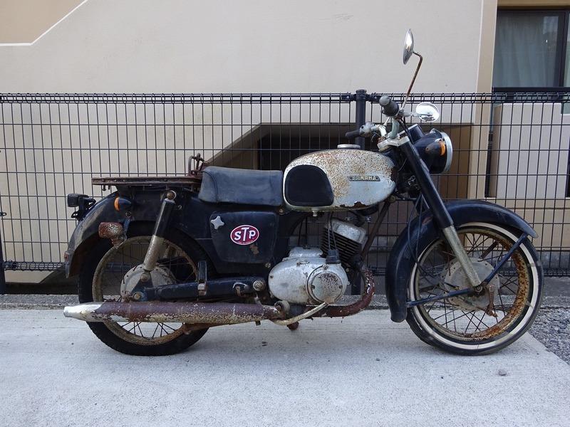 YA-5(Y12-856)☆ヤマハ 旧車 部品取り ベース車 【車体 ヤマハ | 中古バイクパーツ通販・買取 ジャンクヤード鳥取 JunkYard