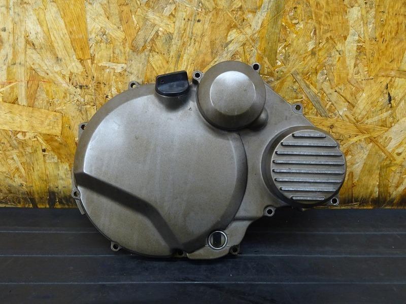 【210224】ZRX1200R(ZRT20A-021)■ クラッチカバー エンジンカバー右 【エンジンパーツ | 中古バイクパーツ通販・買取 ジャンクヤード鳥取 JunkYard