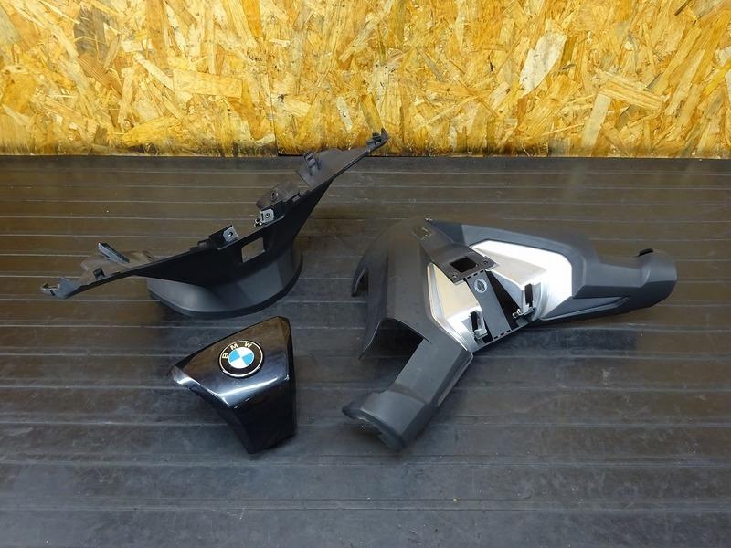 【210329】BMW C650GT '16■ ハンドルカバーセット パネル | 中古バイクパーツ通販・買取 ジャンクヤード鳥取 JunkYard