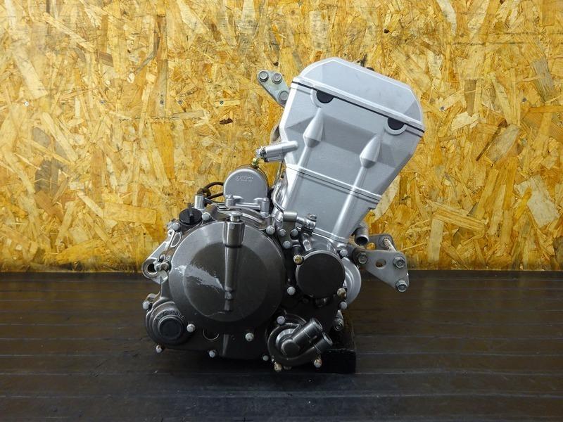 【210518】Dトラッカー/250SB■ 中古エンジン 始動確認後取り外し!! ジェネレーター セルモーター ※検:KLX250 LX250E LX250L 【後期 | 中古バイクパーツ通販・買取 ジャンクヤード鳥取 JunkYard