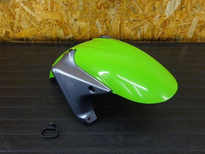【210621】ZXR400(ZX400L-306)■ フロントフェンダー サイドカバー 【ZXR400R   中古バイクパーツ通販・買取 ジャンクヤード鳥取 JunkYard