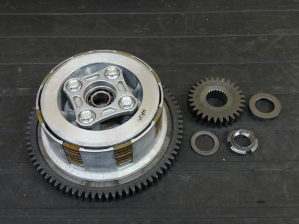 【170112】VT250スパーダ(MC20)◇クラッチハウジング [エンジン   中古バイクパーツ通販・買取 ジャンクヤード鳥取 JunkYard