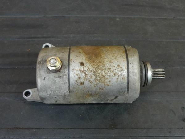 【170112】VT250スパーダ(MC20)◇セルモーター [エンジン | 中古バイクパーツ通販・買取 ジャンクヤード鳥取 JunkYard