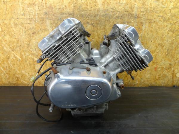 【170411】マグナ250(MC29-1007)◆エンジン セルモーター 初爆OK 部品取りに? 難有 | 中古バイクパーツ通販・買取 ジャンクヤード鳥取 JunkYard
