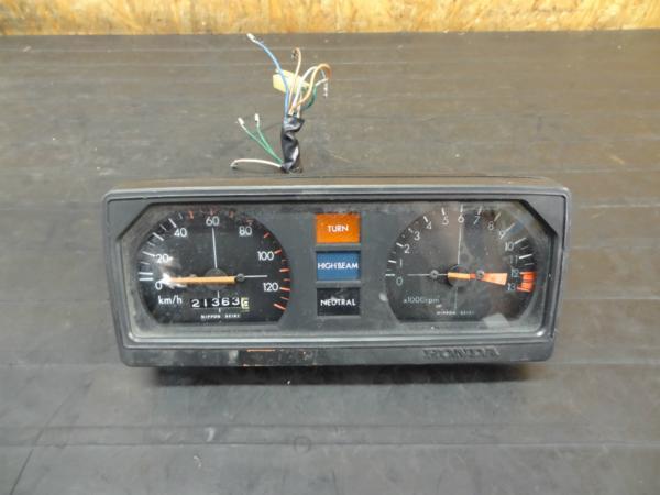 【170623】CB125T(JC06-1001)◆メーターユニット スピード タコ 難有 | 中古バイクパーツ通販・買取 ジャンクヤード鳥取 JunkYard