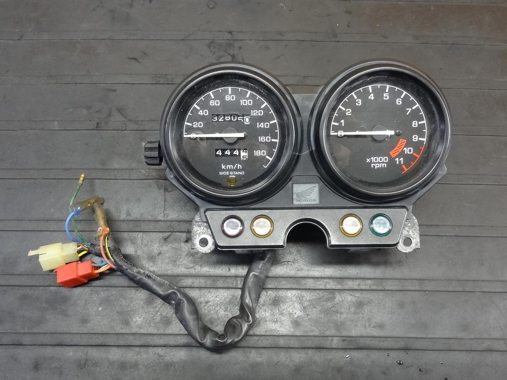 【171127.H】CB750-2 教習車(RC42-1150)☆メーターユニット スピード/タコメーター | 中古バイクパーツ通販・買取 ジャンクヤード鳥取 JunkYard