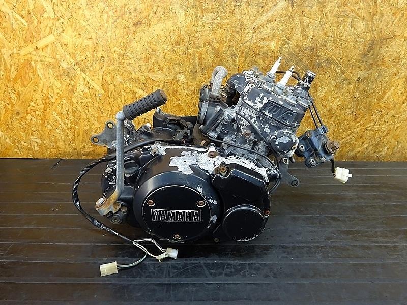 【180711.Y】RZ250R(29L-107)● エンジン 排気デバイス クランク ミッション 始動OK! ベースに!? 【RZR 1XG | 中古バイクパーツ通販・買取 ジャンクヤード鳥取 JunkYard