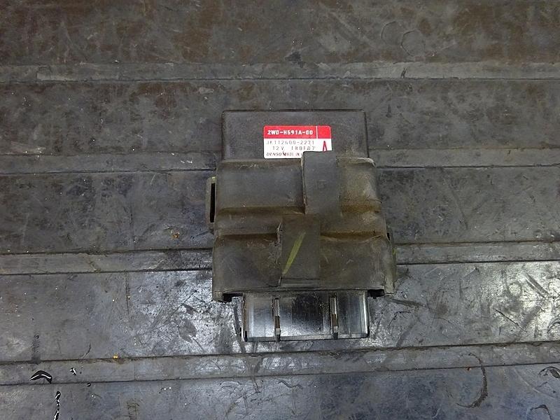 【181012.Y】YZF-R25(RG10J-007)● ECU CDI イグナイター | 中古バイクパーツ通販・買取 ジャンクヤード鳥取 JunkYard
