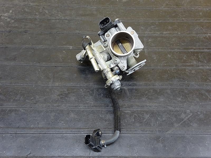 【190227.Y】WR250X(DG15J-001)● インジェクター スロットルボディ 始動OK? | 中古バイクパーツ通販・買取 ジャンクヤード鳥取 JunkYard