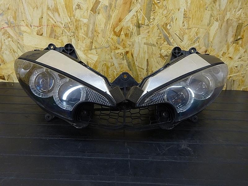 【190325.Y】YZF-R6 '04★ 純正ヘッドライト 加工ベースで!? 難有!? 【5SLB RJ091 5SL | 中古バイクパーツ通販・買取 ジャンクヤード鳥取 JunkYard