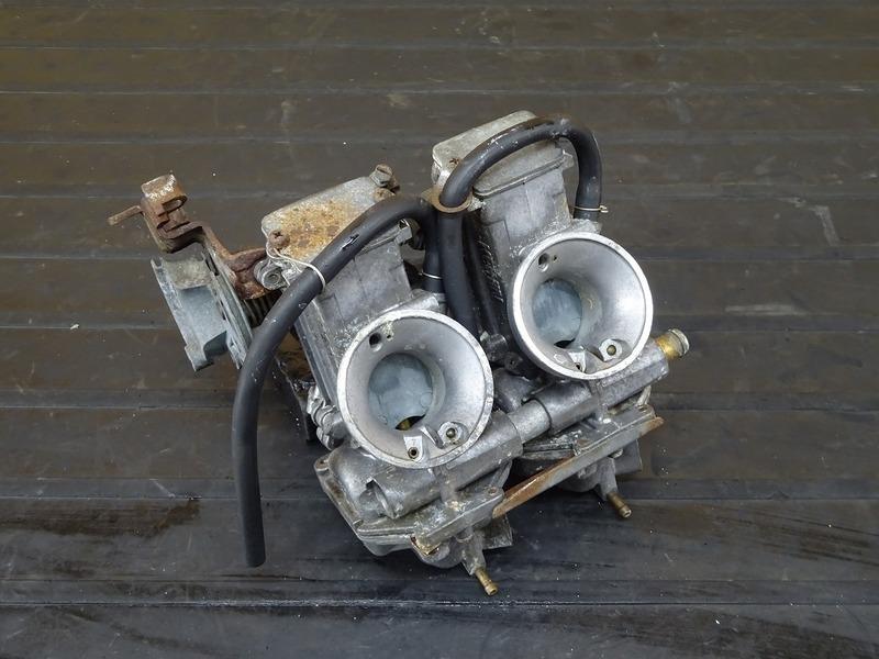 【201029】NSR250R(MC16-1008)■ キャブレター キャブ | 中古バイクパーツ通販・買取 ジャンクヤード鳥取 JunkYard