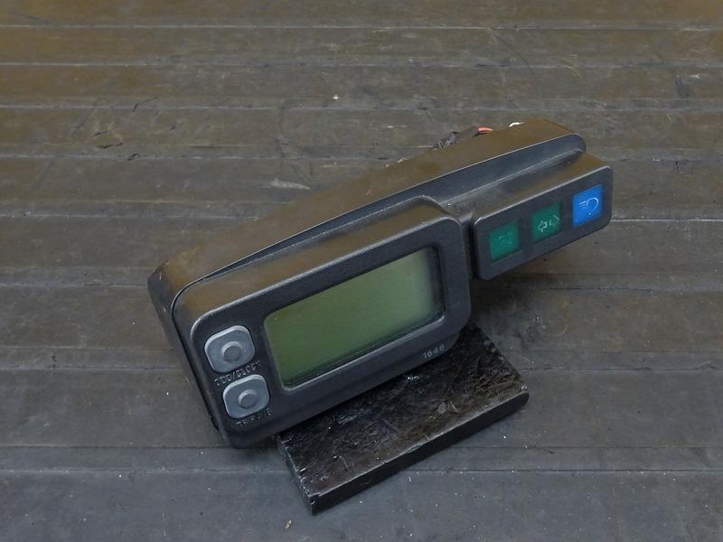 【210405】Dトラッカー/250SB■ スピードメーター タコメーター インジケーターランプ 53697㎞ ※検:KLX250 LX250E LX250L | 中古バイクパーツ通販・買取 ジャンクヤード鳥取 JunkYard