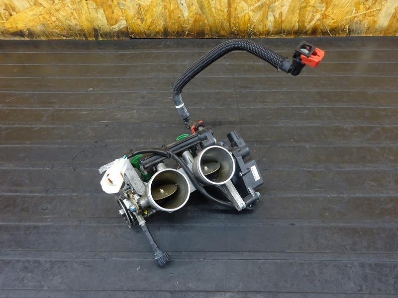 【210601】Ninja250(EX250L-A28)■ スロットルボディ インジェクター インジェクション 【NINJA ニンジャ   中古バイクパーツ通販・買取 ジャンクヤード鳥取 JunkYard