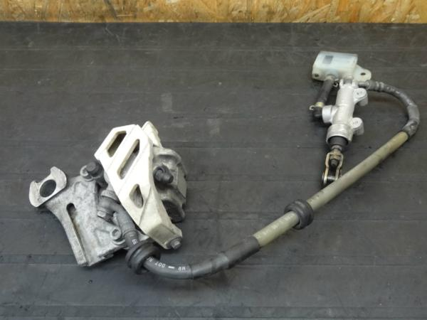 【150825】KDX125SR(DX125A)◇リアブレーキキャリパー マスター | 中古バイクパーツ通販・買取 ジャンクヤード鳥取 JunkYard