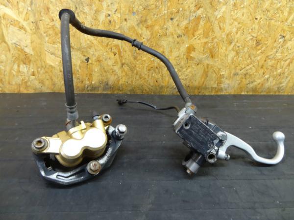 【151214】RZ50(RA02J)◆フロントブレーキマスター キャリパー | 中古バイクパーツ通販・買取 ジャンクヤード鳥取 JunkYard