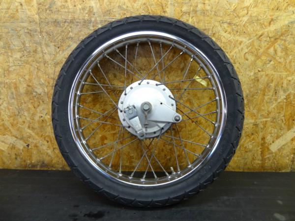 【151214】RZ50(RA02J)◆リアホイール ドラム アクスル | 中古バイクパーツ通販・買取 ジャンクヤード鳥取 JunkYard